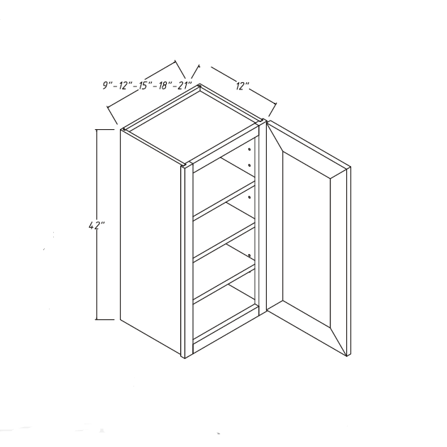 Wall Cabinet 15\